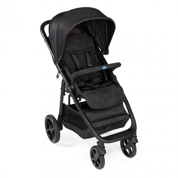 Multiride, Jet Black, Chicco