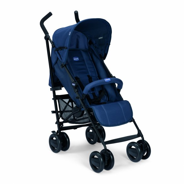 London Up Stroller, Chicco, Blue Passion