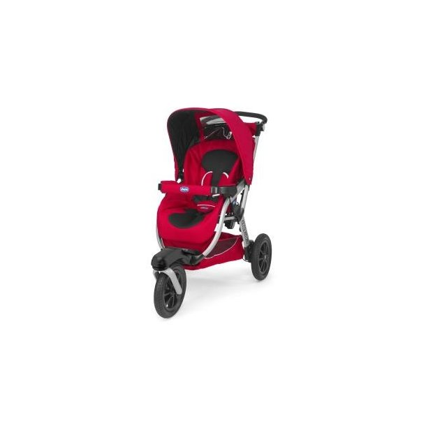 Klapvogn Active3, Chicco, Red Wave