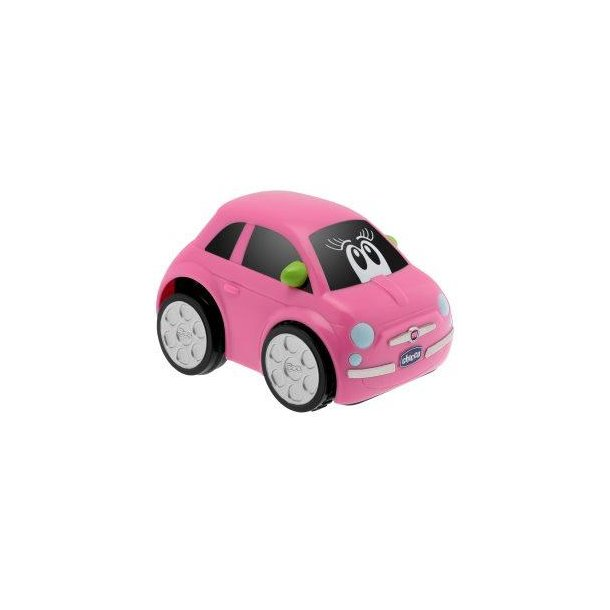 Turbo touch Fiat 500 pink, Chicco